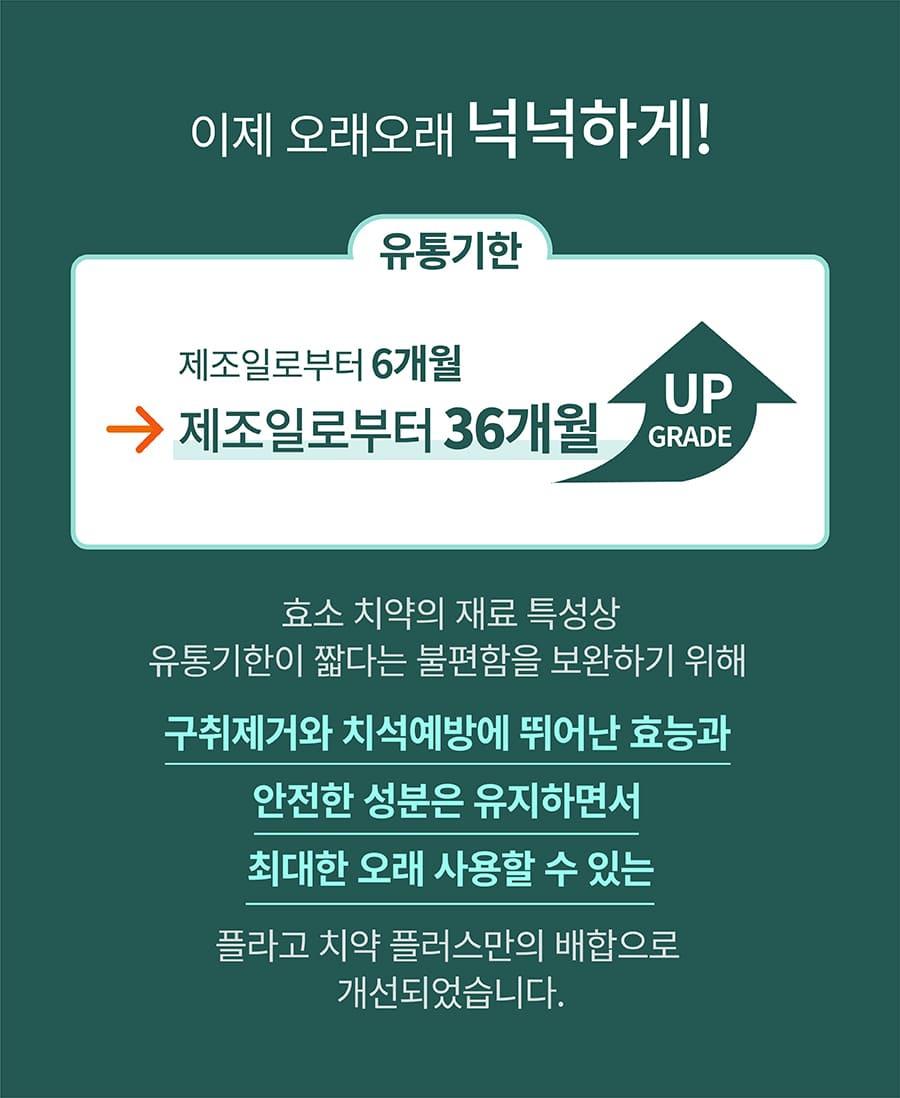 플라고 치약 플러스 (80g)-상품이미지-3
